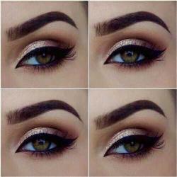 Hazel Eyes clipart eyeliner