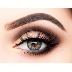 Hazel Eyes clipart eyeshadow