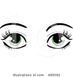 Hazel Eyes clipart kid
