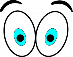 Shocking clipart big eye