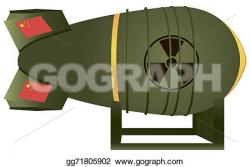 H-bomb clipart aviation