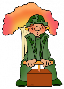 H-bomb clipart military
