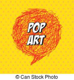 H-bomb clipart pop art