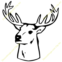 Caribou clipart animal