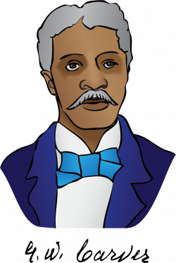 Peanut clipart george washington carver