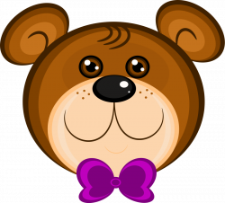 Teddy clipart grizzly bear