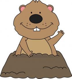 Groundhog clipart punxsutawney phil