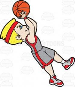 Hip clipart basketball player
