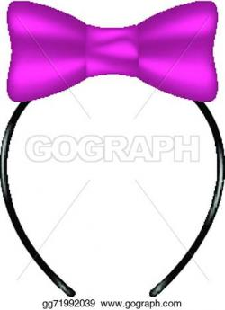 Headband clipart bow