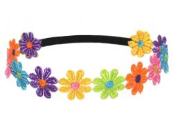 Headband clipart flower headband