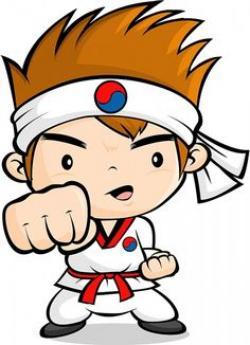 Headband clipart karate