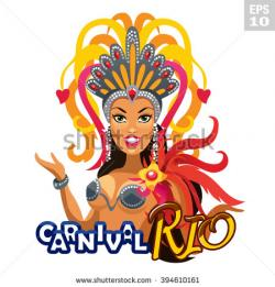 Headdress clipart carnival