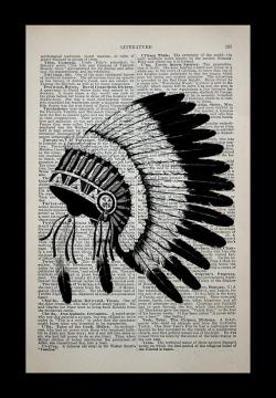 Headdress clipart first nations