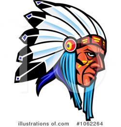 Headdress clipart native american