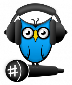 Music clipart owls
