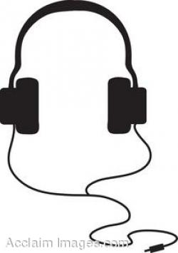Headphone clipart cute