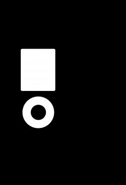 Ipod clipart transparent