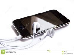 Ipod clipart ipod headphone