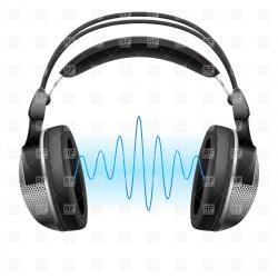 Beats clipart music headset