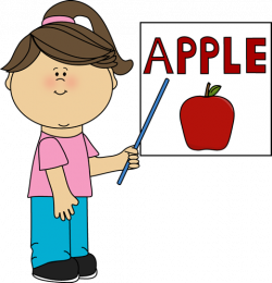 Letter clipart classroom centers