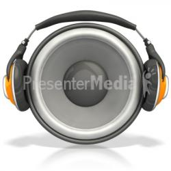 Speakers clipart audio