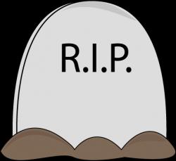 Gravestone clipart death