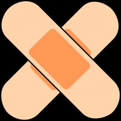 Wound clipart bandaid