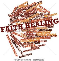 Healing clipart faith