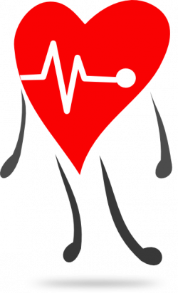 Healing clipart heart health