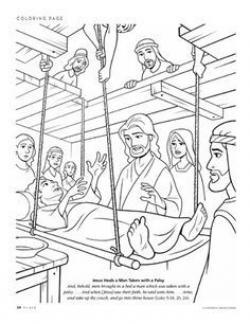Healing clipart lame man