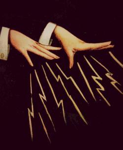Healing clipart magic hand