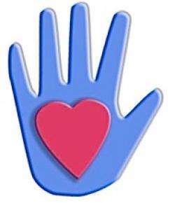 Healing clipart massage hand