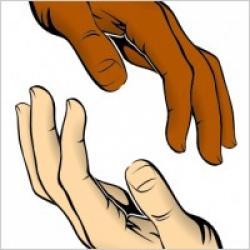 Healing clipart safe hand
