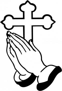 Religion clipart hand joined