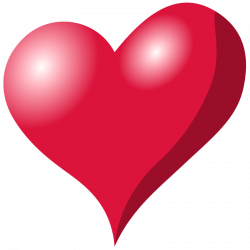 Heart-shaped clipart abstract heart