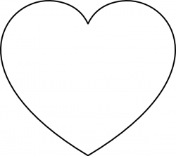 Heart-shaped clipart instagram