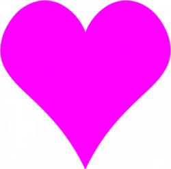 Heart-shaped clipart large heart
