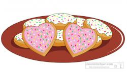 Plate clipart sugar cookie
