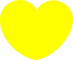 Heart-shaped clipart simple