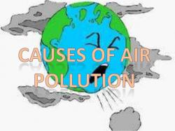 Pollution clipart polluted environment