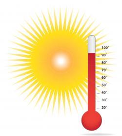 Warmth clipart sun