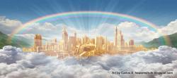 Heaven clipart god's kingdom
