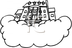 Heaven clipart mansion