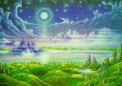 Heaven clipart new earth