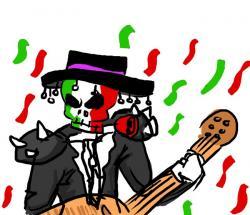Heavy Metal clipart mariachi instrument