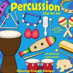 Heavy Metal clipart percussion instrument