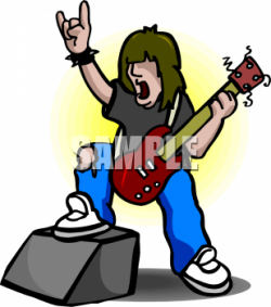 Heavy Metal clipart rock and roll