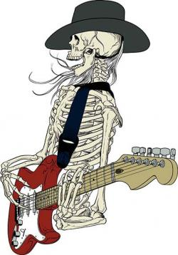 Heavy Metal clipart rock guitarist