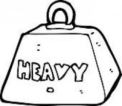 Heavy Metal clipart weight