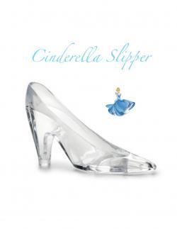 Bride clipart cinderella shoe